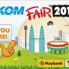 PIKOM PC Fair 2014 September Oktober November Disember