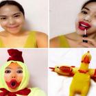 MESTI TENGOK!!! 38 Gambar Fenomena Tiru Gaya Solekan Artis Yang Paling KELAKAR! - Viral Berita Blog