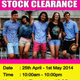 Giordano Stock Clearance Sale @ KLCC: Price from RM10 Onwards