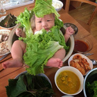Bayi Di Campur Dengan Salad Menjadi Gurauan