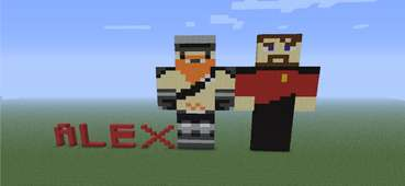 What I Made :D My First Creation On Minecraft ( Http:  Www.minecraft