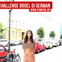 MODEL GERMAN LAKUKAN ICE BUCKET CHALLENGE BERBO GEL - Pejam Kelip