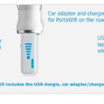 Celcom memperkenalkan PortaWiFi - Internet mudah alih