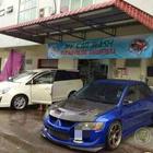 Lumba Haram Empat Buah Mitsubishi Evo dan Nissan Skyline di Johor Bahru Berakhir Dengan Tragedi
