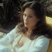 Cristina Raines Deep In Thought Sitting In The Sunshine In Secrets An