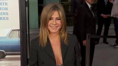 Jennifer Aniston On Gaining Weight For Cake