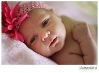 Sweet Sylvia: Chicago Newborn Photographer  Slumberland Photography