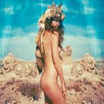 CLEAR AS WINTER EYES: NAKED IN THE DESERT