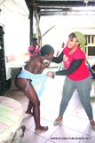 Woman Stripped Naked for Sleeping With a Married Man ~ Charlez Blog