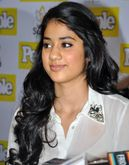 Sridevi daughter Jhanvi Hot Photos at People Magazine Launch  2012