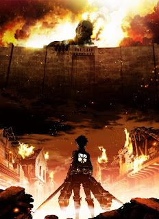 Shingeki No Kyojin(Attack On Titan): Anime Hebat 2013