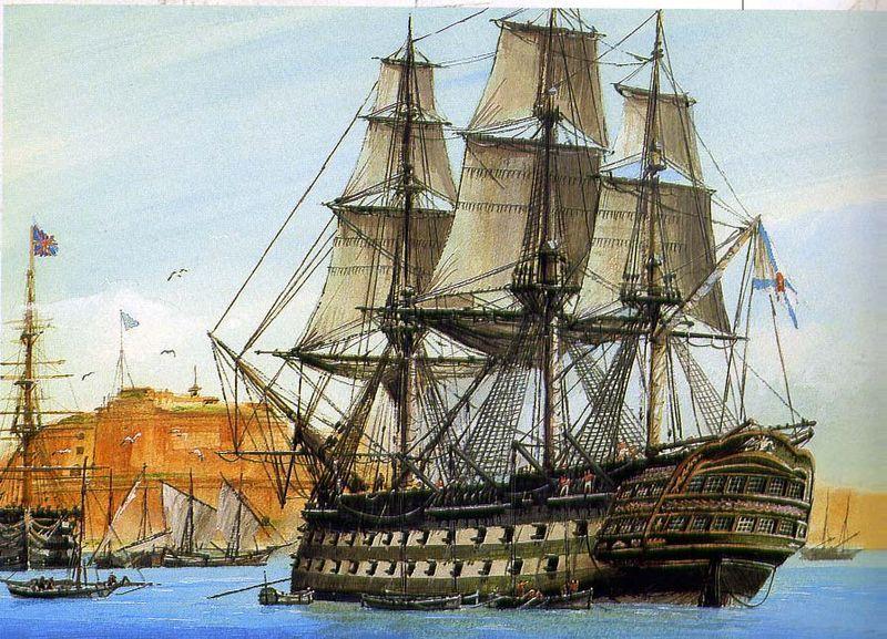 Azov 1826 Ship
