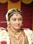 Sreeja Vijay Tv Serial Saravan Meenakshi Actress Pictures Kootation