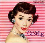 GISELE MACKENZIE – GISELE – RCA RECORDS – 1958