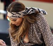 Black Pussy: Jennifer Lopez Nipple Slip Pictures