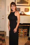 Anne Lawfull MILF Shrine: Anne Lawfull in a ball gown