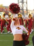 College Cheerleader Heaven: Can Iowa State Be Relevant in the Big 12