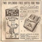 Tiger Tim's Weekly would continue to be published till 1940 and The