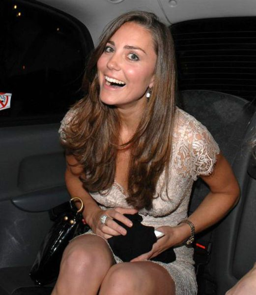 Kate Middleton Hot