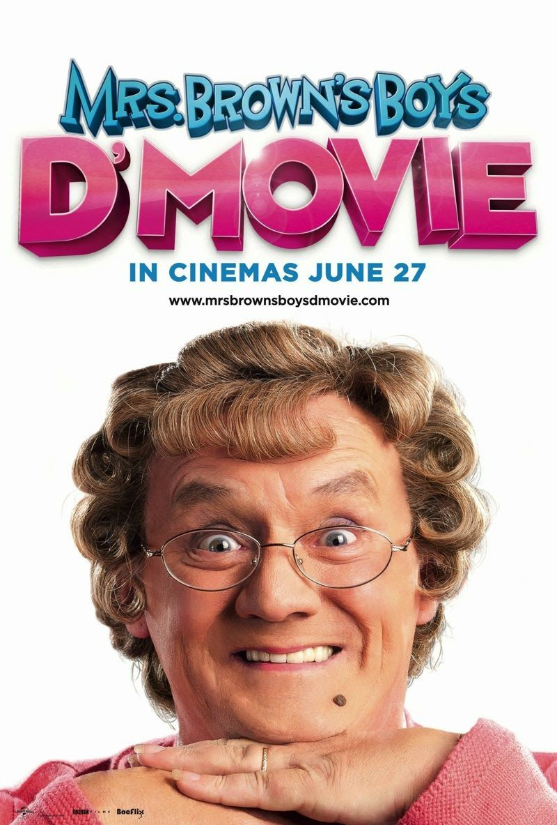 Mrs Brown S Boys D Movie