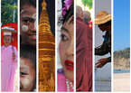 Blogging about Myanmar (