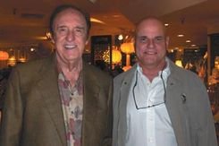jim nabors and his partner of 38 years stan cadwallader were married