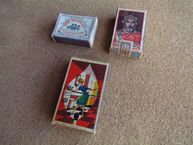 Arnon Reisman  A Phillumenist: Old wooden matchboxes sent from Hans
