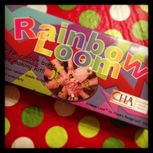 rainbow loom what was even more exciting was that rainbow loom was a