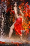 KOLLYWOOD MIRCHI: Anushka Shetty red hot wet navel show stills HQ