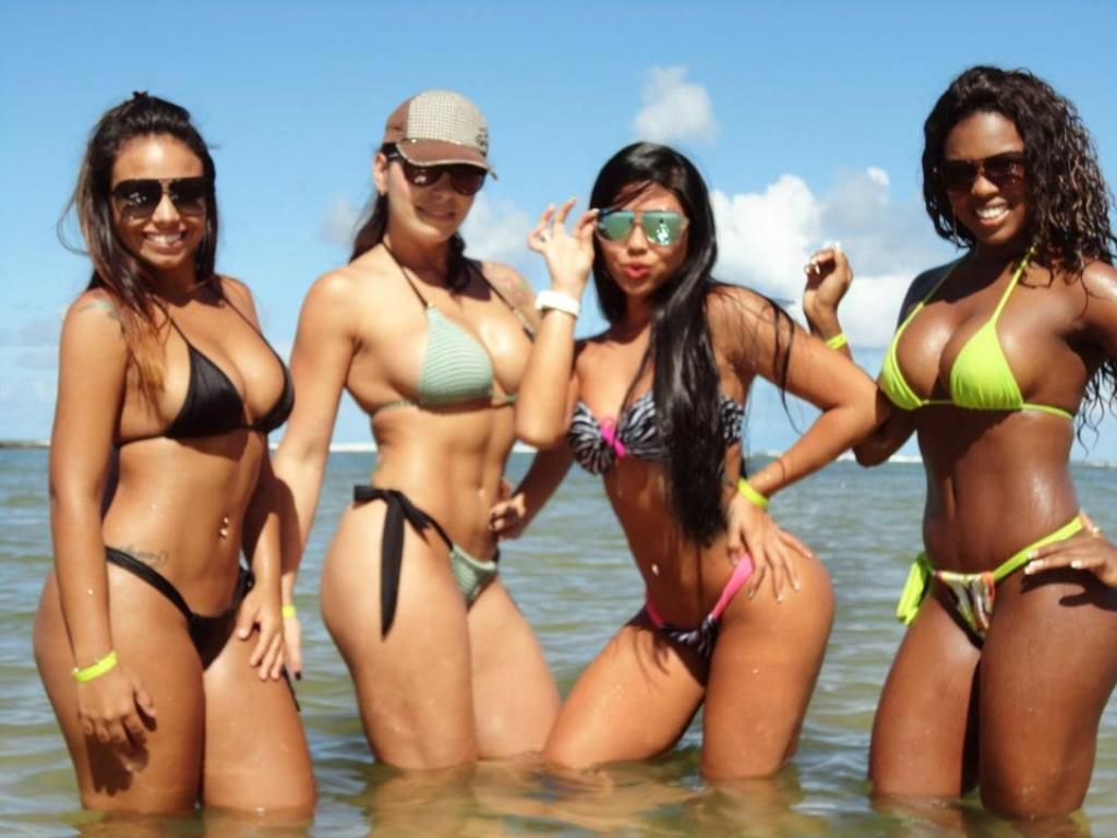 Girls Of Brazil