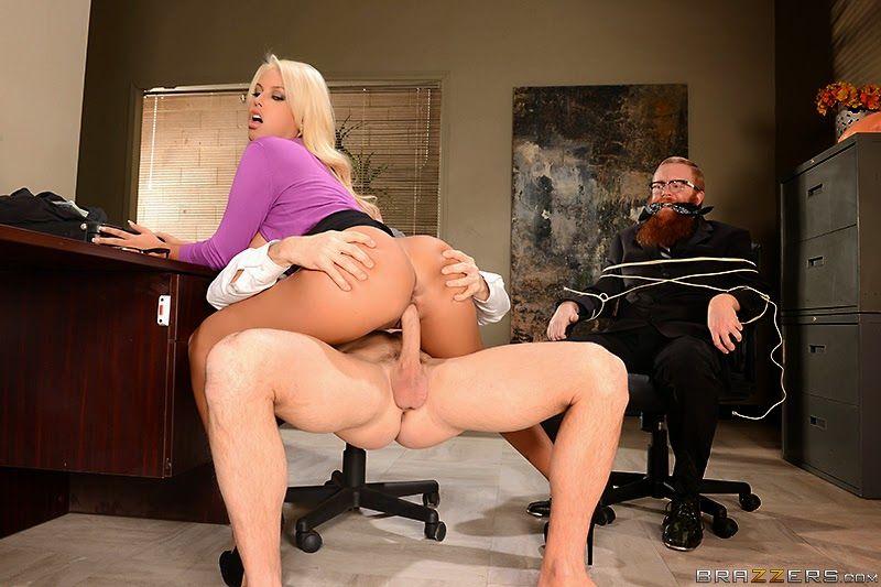Big Tits At Work 03 04 15 Bridgette B Titty Heist I This Is A Hold Up