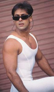 Famous Salman Khan Body Posses