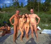 nude family and daughters trimmed pussy