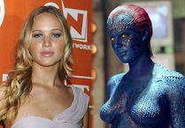 ???????????? Jennifer Lawrence nude in XMen