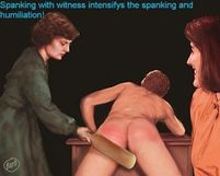 fm spanking art