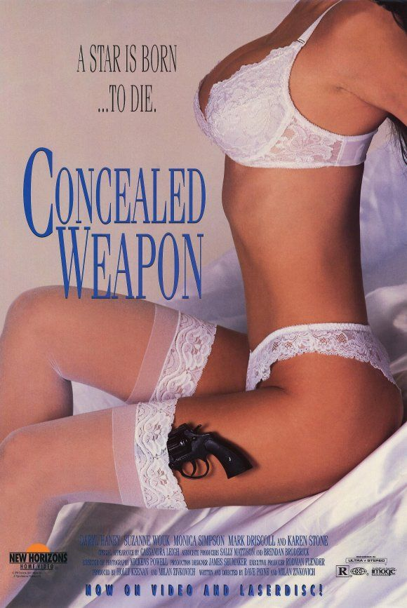 Concealed Weapon 6