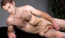 Hairy Chested: Hairy Young Men