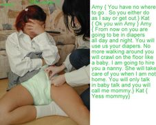 abdl sissy diaper captions: diaper captions abdl 2 part