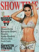 Shweta Tiwari Hot swimsuit show time magazine Cover Page