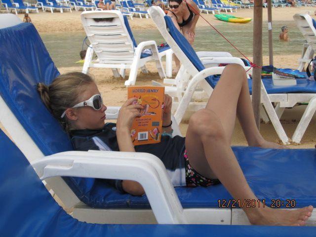 Jenny One Beach Day