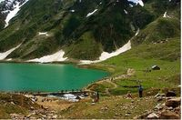 Lake Saif Ul Malook Wallpapers ( Pakistan )