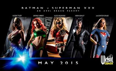 Batman V Superman Xxx An Axel Braun Parody Web Dl