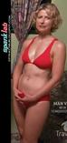 Samantha Brown bikini