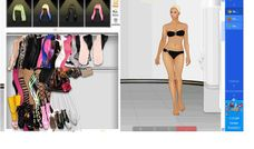 Nicki Minaj Costume: Nicki Minaj | Female Singers Dress Up Games