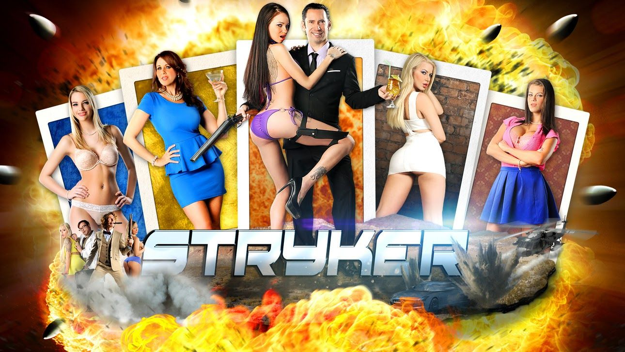Digitalplayground Raven Bay Stryker Episode 6 The Spy Who Fucked Me