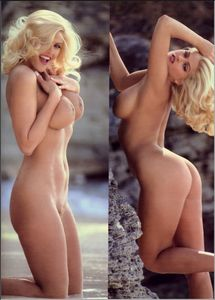 Agnes Monica In Sexy Pose: Anna Nicole Smith