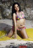 nikita mirzani adalah foto hot nikita mirzani dengan pakaian bikini