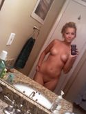 teen self shot nude