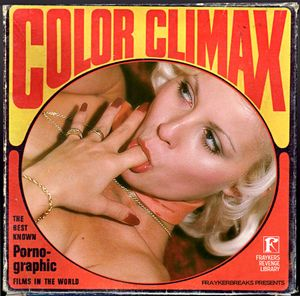 Color Climax 001-182 Full Year(1968-2003)Issues Collection