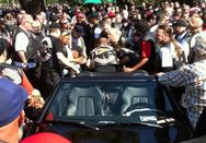 Gangsters Out Blog: Shooting at Hells Angels funeral